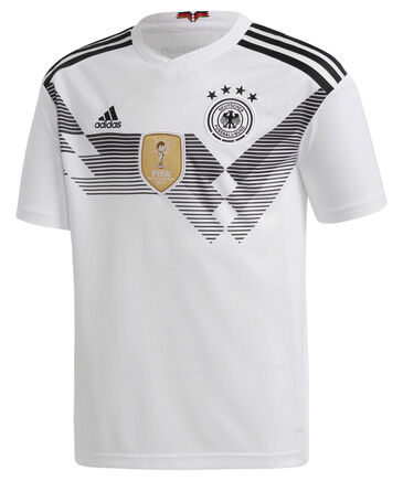 "adidas Performance - Kinder Fußballtrikot ""DFB Home Trikot Youth"" WM 2018"