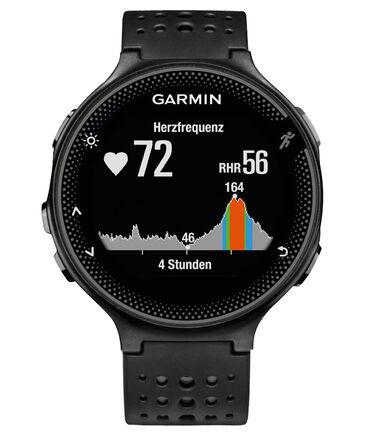 """Garmin - Herzfrequenz-/GPS-Uhr  """"Forerunner 235 WHR"""" schwarz/grau"""