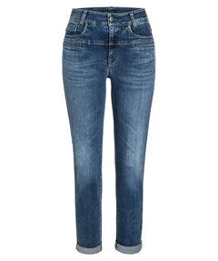 "Damen Jeans ""Pearlie"" Slim Fit verkürzt"