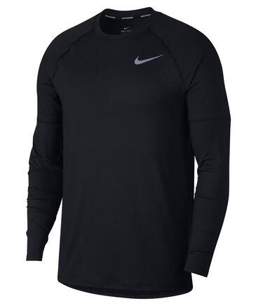 Nike - Herren Laufshirt Langarm