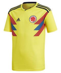 """Kinder Fußballtrikot """"Kolumbien Heimtrikot Replica"""" WM 2018"""