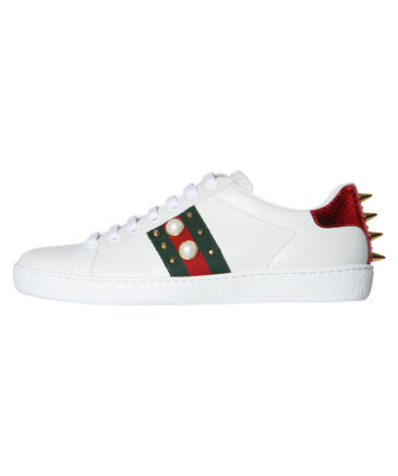 "Gucci - Damen Sneakers ""New Ace Perle"""