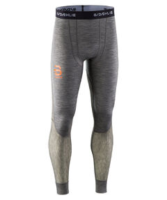 """Herren Langlauf-Leggings """"Airnet Wool Pants"""" aus Wolle"""