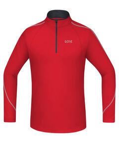 """Herren Laufsweatshirt """"Gore® R3 Zip Shirt"""" Langarm"""