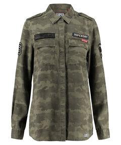 "Damen Bluse ""Emma Military Shirt"""