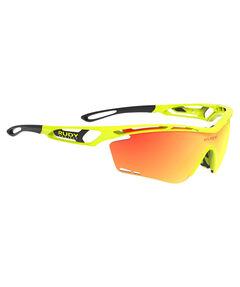"Radsport-Sonnenbrille ""Tralyx Yellow Fluo Gloss"""