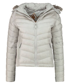 "Damen Steppjacke ""Hooded Luxe Chevron Fuji"""