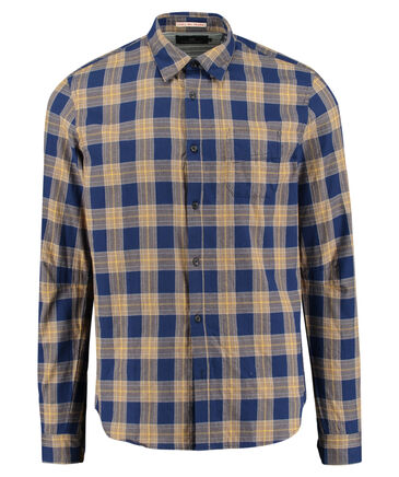 Scotch & Soda - Herren Hemd Regular Fit Langarm