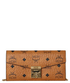 "Damen Schultertasche ""Patricia Visetos Wallet on a Chain"""
