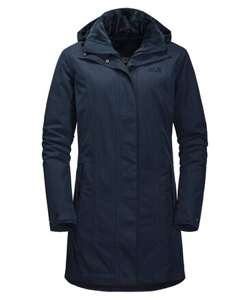 "Jack Wolfskin - Damen Winterjacke / Parka ""Madison Avenue Coat"""