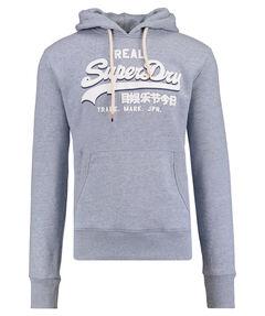 """Herren Sweatshirt """"Vintage Logo Duo Hood"""""""