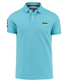 """Herren Poloshirt """"Classic S/S Pique Polo"""" Kurzarm"""