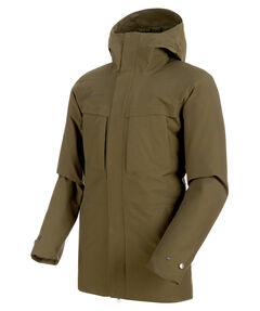 "Herren Hardshell-Isolationsjacke ""Chamuera HS Thermo Hooded Parka"""
