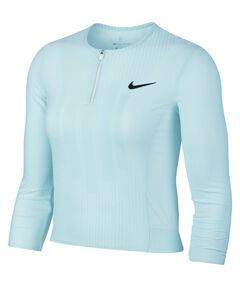 """Damen Tennisshirt """"Zonal Cooling Slam"""" Langarm"""