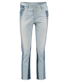 "Damen Jeans ""The Isabelle"" High-Rise Straight Crop"