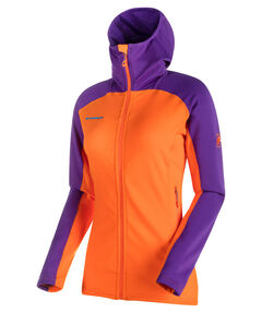 "Damen Fleecejacke mit Kapuze ""Eiswand Advanced ML Hooded Jacket Women"""