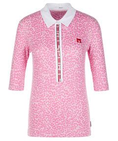 Damen Poloshirt Slim Fit 1/2 Arm