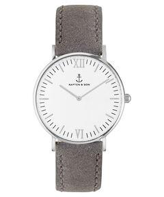 """Damen Uhr """"Vintage Grey"""""""