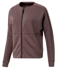 "Damen Sweatjacke ""Training Supply Full-Zip Coverup"""