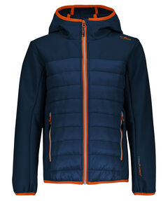 "Jungen Outdoorjacke ""Boy Jacket Fix Hood Hybrid"""