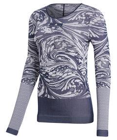 Damen Yogashirt Langarm