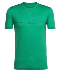 """Herren Outdoor-Shirt """"Spector Crewe Waterline"""" Kurzarm"""