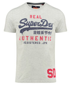 "Herren T-Shirt ""Vintage Authentic Duo Tee"""