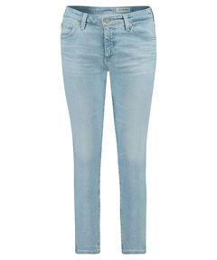 "Damen Jeans ""The Prima Crop"" mid-size cigarette crop"
