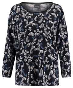 Damen Shirt - Plus Size 3/4 Arm