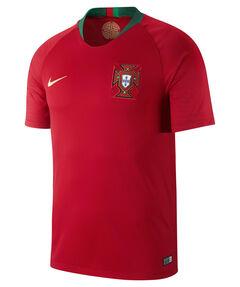 """Herren Fußballtrikot """"Portugal Stadium Home"""" WM 2018"""