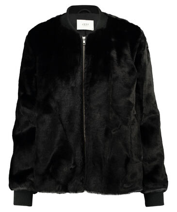 "just female - Damen Bomberjacke ""Carol Fake Fur Bomber"""
