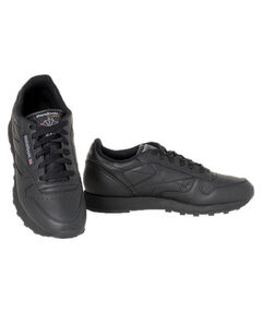 Damen Freizeitschuh - Reebok Classic Leather Black