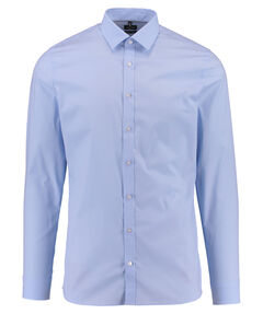 Herren Hemd No. 6 Super Slim Fit Langarm