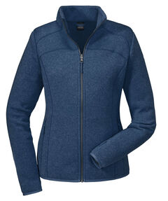 "Damen Fleecejacke ""ZipIn! Fleece Valdez"""
