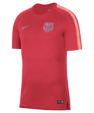 """Nike - Herren Fußballshirt """"Breathe FC Barcelona Squad"""" Kurzarm"""