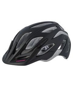 "Damen Fahrradhelm ""Andorra Womens"" black/pink"