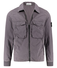 "Herren Freizeitjacke ""Brushed Cotton Overshirt"""