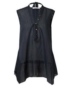 """Damen Bluse """"Fragile Stripes"""""""