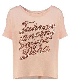 """Damen Shirt """"Embellished Slouchy"""" Kurzarm"""