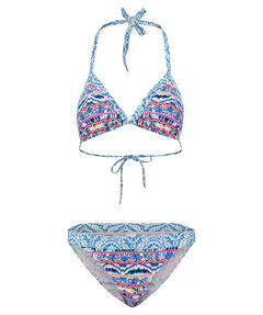 "Damen Triangel-Bikini ""Hippie-Batik"""