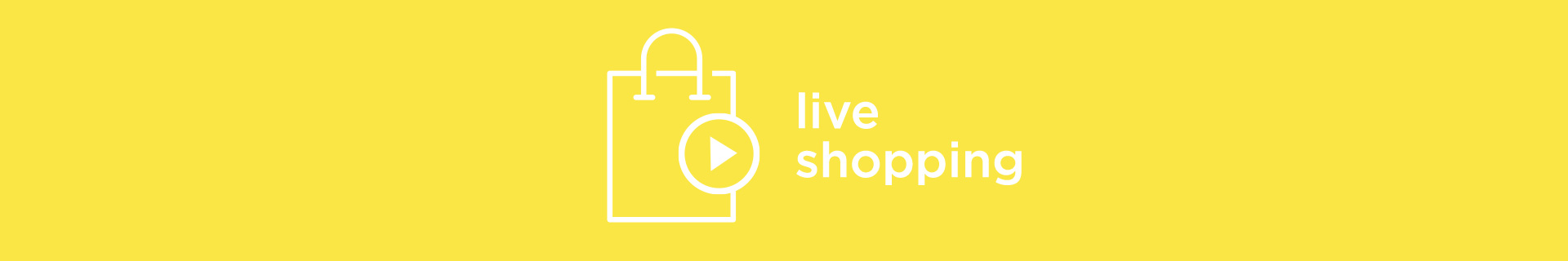 Live-Shopping Event