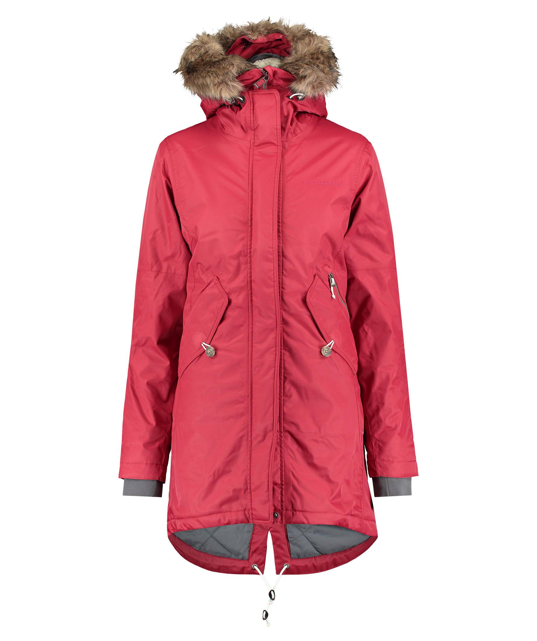 Замеры товара Куртка женская Lindsey parka (морской бриз)
