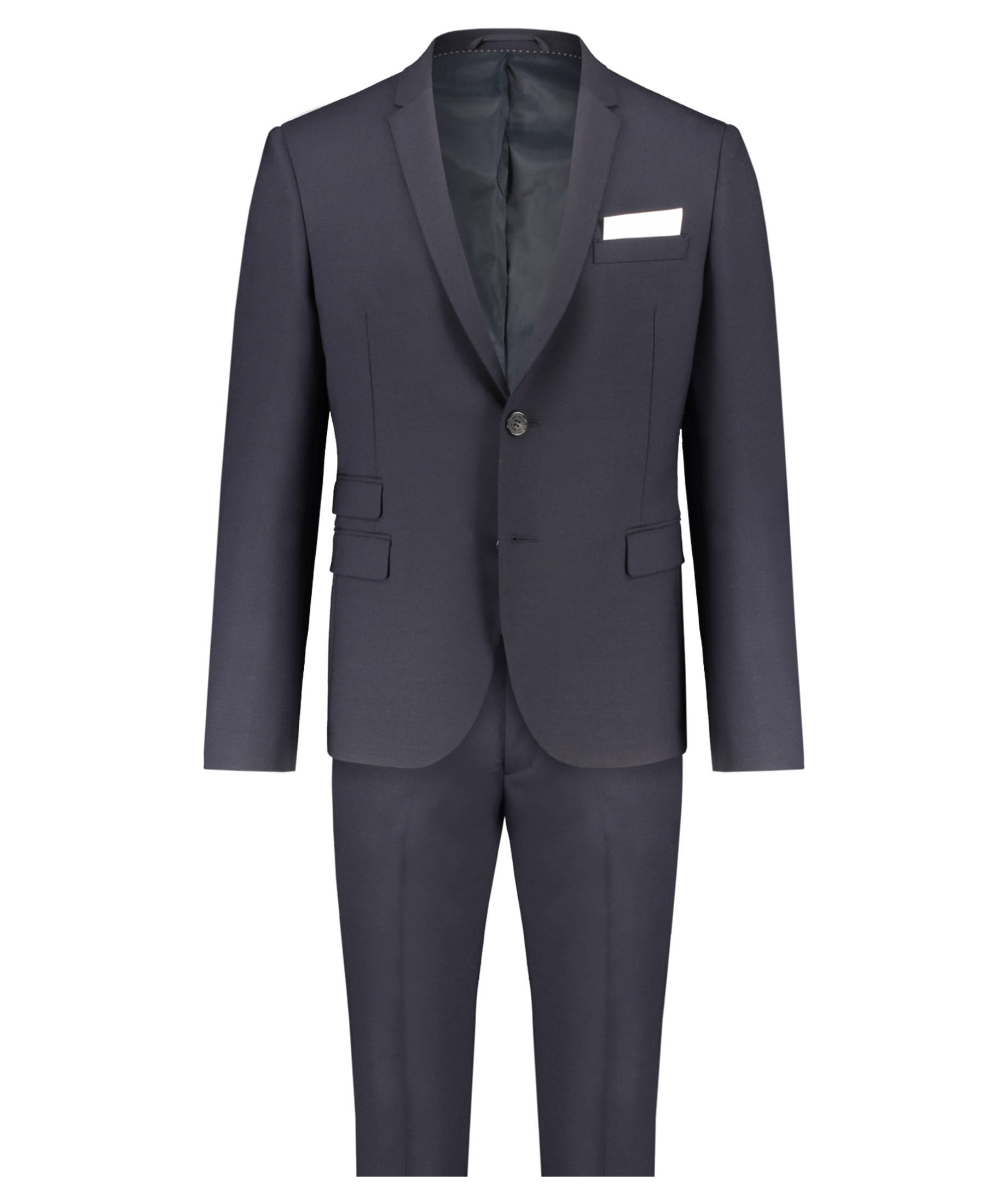 official photos debf8 56e9a Herren Anzug Slim Fit zweiteilig