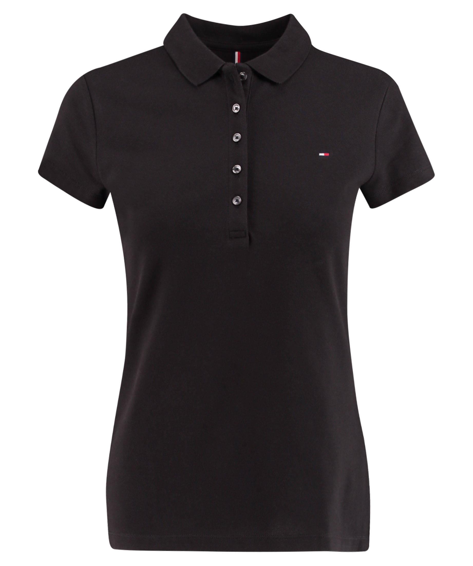 "Tommy Hilfiger Damen Poloshirt ""New Chiara"" Kurzarm"