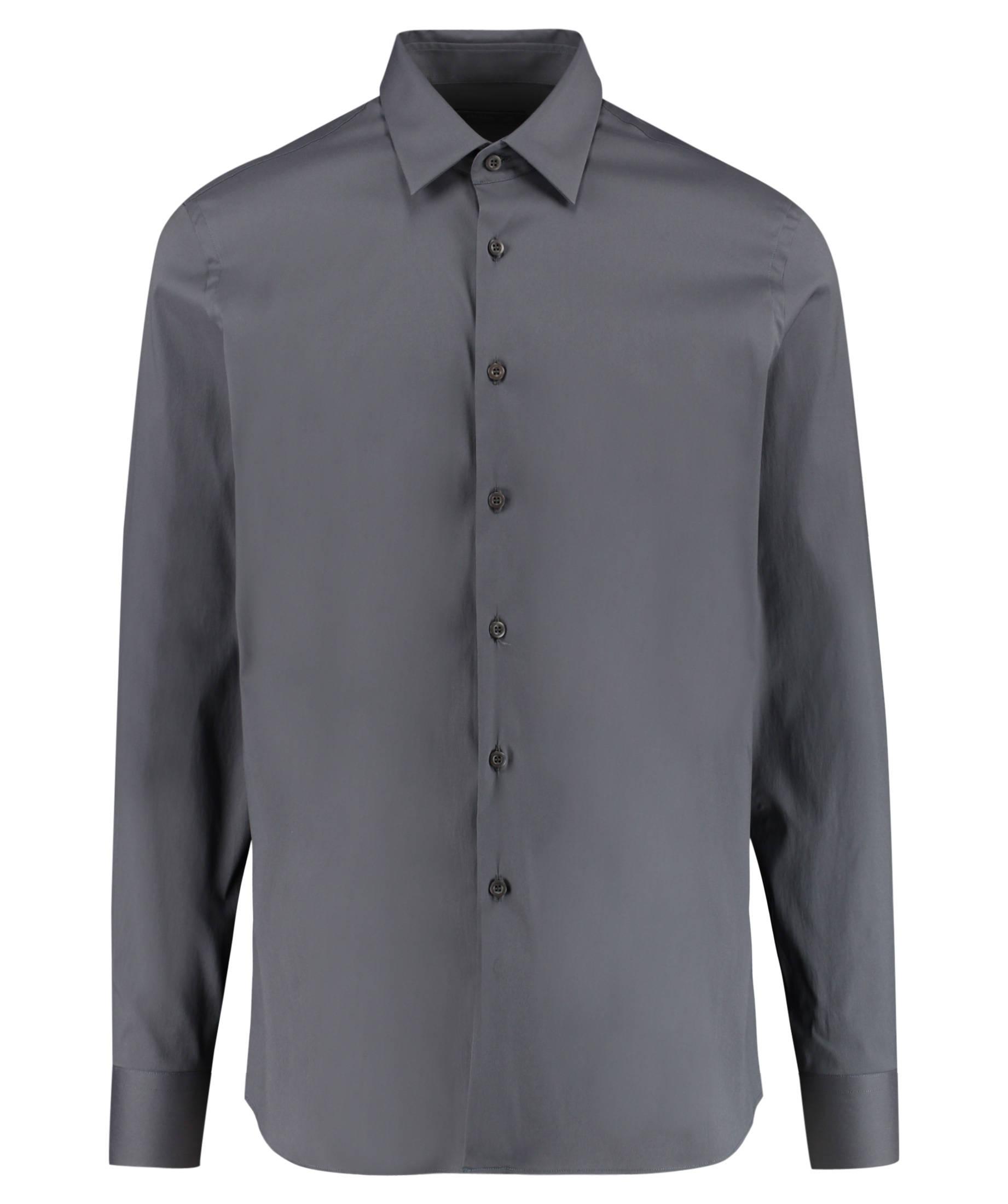 akzeptabler Preis großer Abverkauf heiße Produkte Herren Hemd Slim Fit Langarm