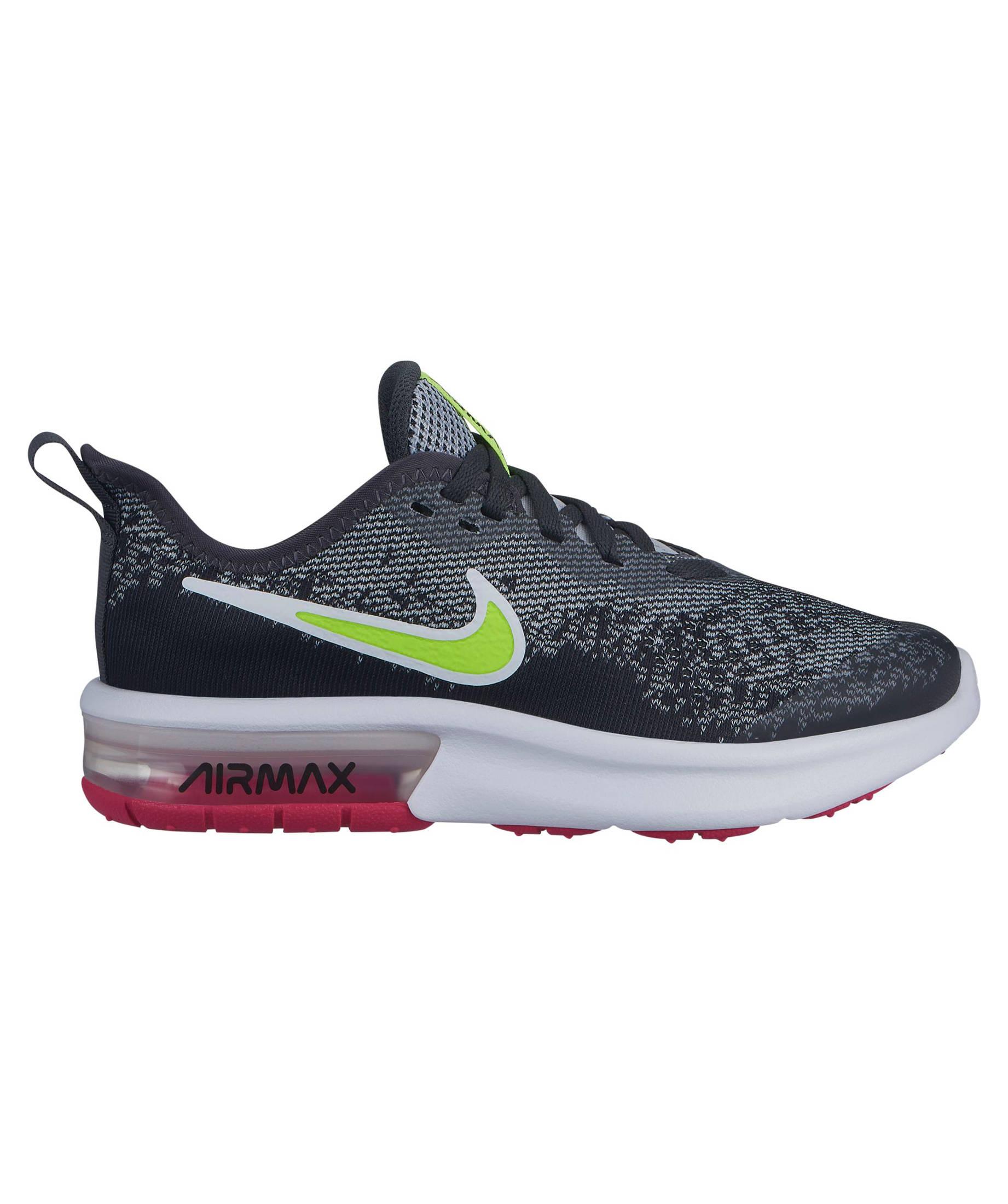 Nike Schuhe Air Max Sequent 4 (PS) CODICE AQ3579 007, Grau