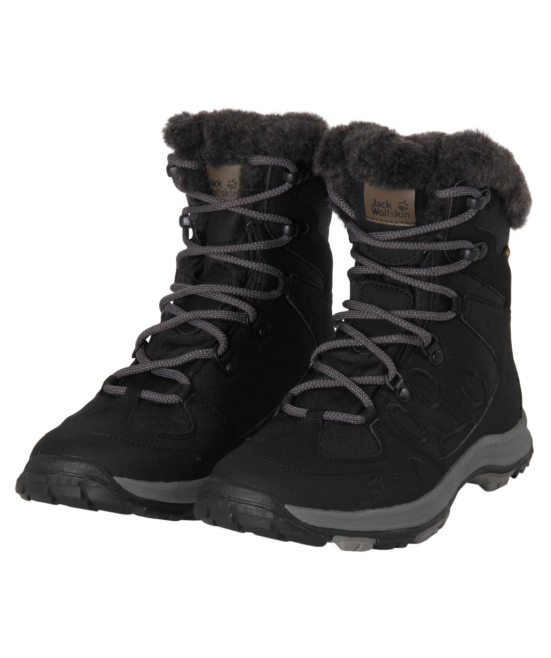 jack wolfskin winter boots damen