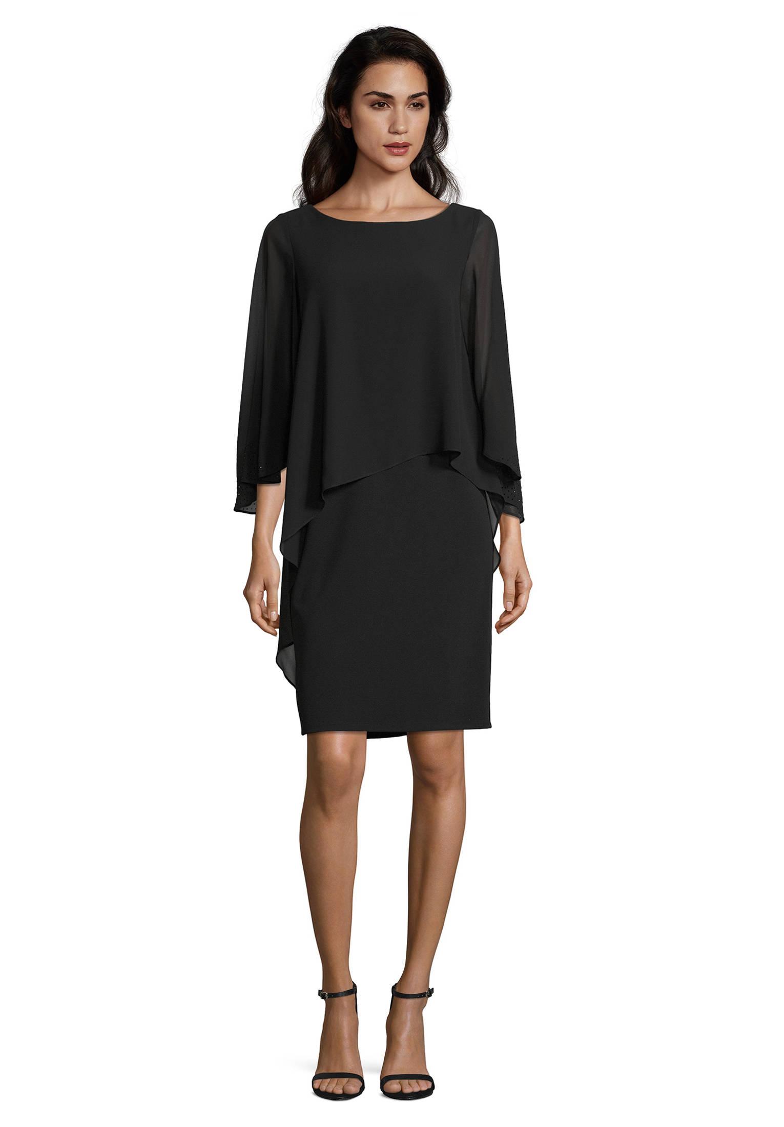 Vera Mont Damen Kleid Dreiviertelarm