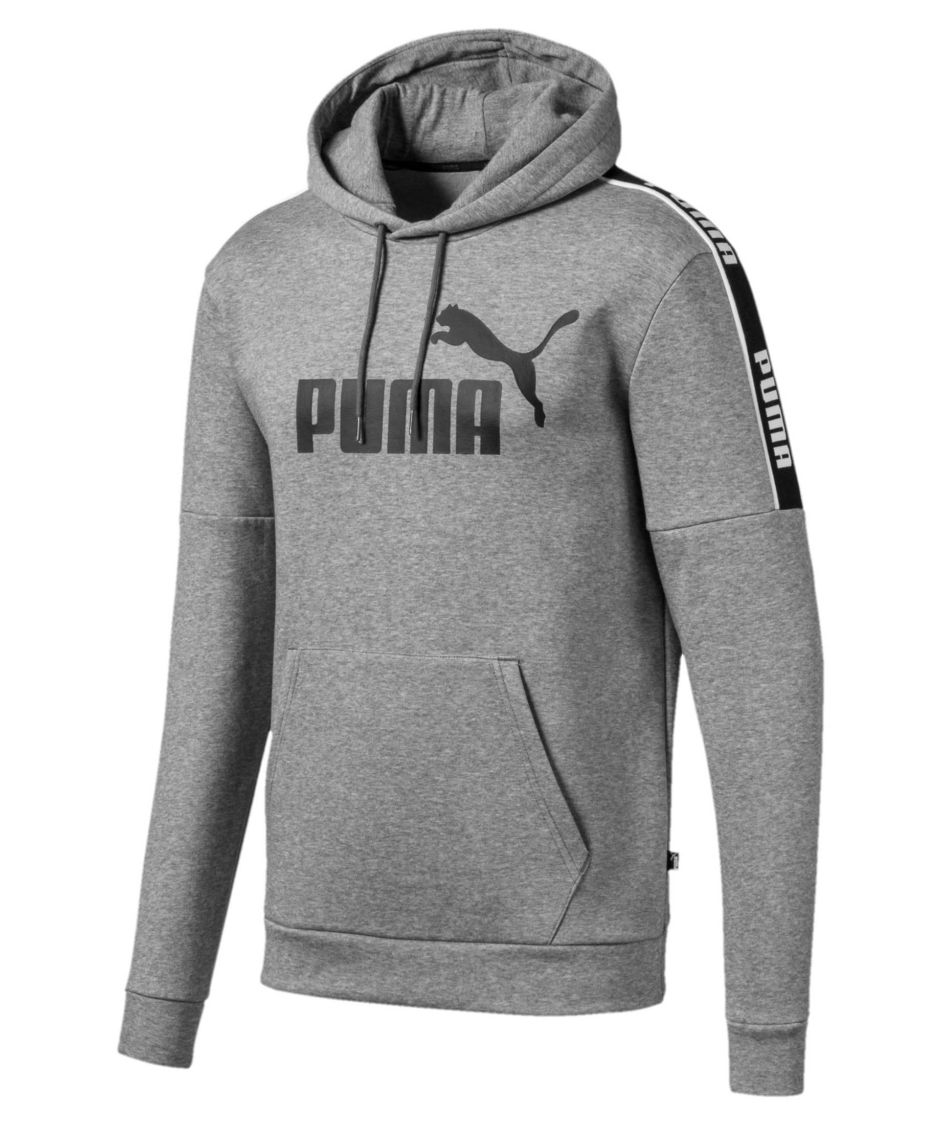 Puma Herren Sweatshirt mit Kapuze Amplified Hoodie FL